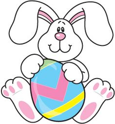Clipart of easter bunny graphic black and white Free Easter Bunny Clipart – HD Easter Images graphic black and white