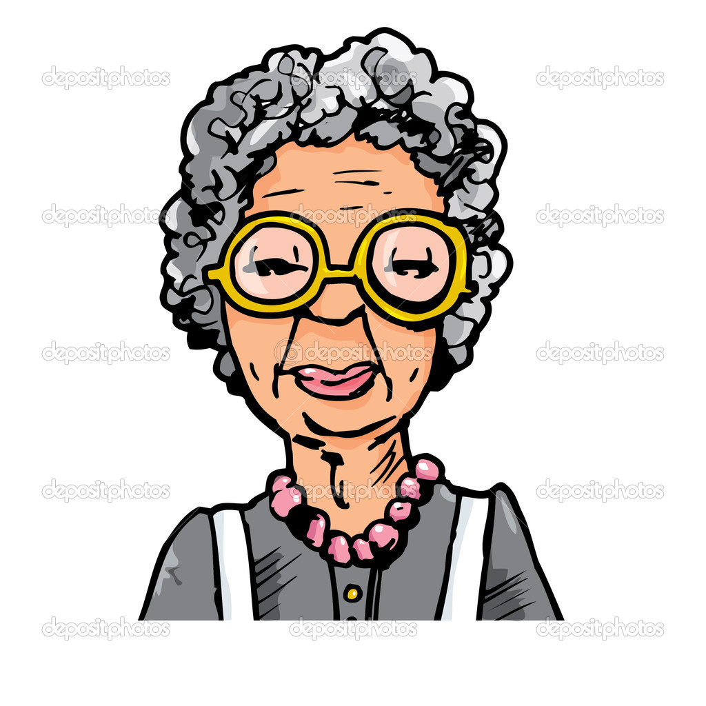 Clipart of elderly african american woman wearing glasses graphic royalty free library Cartoon Old Woman Clipart | Free download best Cartoon Old Woman ... graphic royalty free library