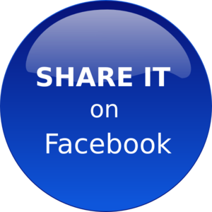 Clipart of facebook logo 2011 jpg freeuse library Share It On Facebook Clip Art at Clker.com - vector clip art ... jpg freeuse library