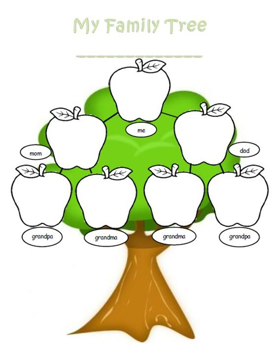 Clipart of family trees image library download Free Family Tree Cliparts, Download Free Clip Art, Free Clip Art on ... image library download