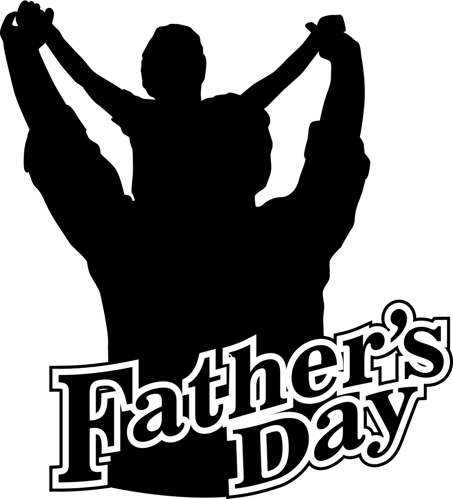 Clipart of fathers praying with their children jpg black and white stock Free Father Praying Cliparts, Download Free Clip Art, Free Clip Art ... jpg black and white stock
