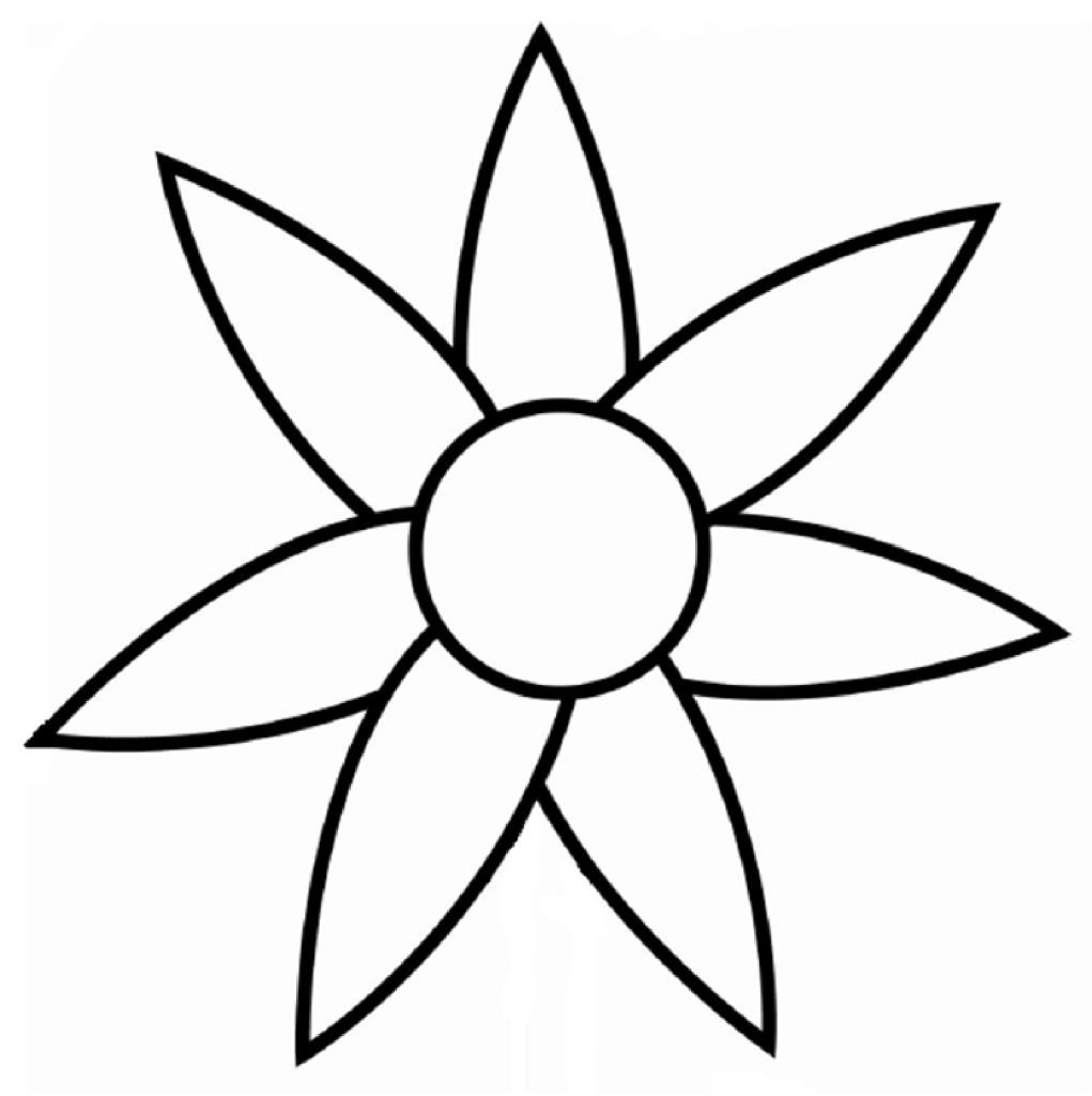 Clipart of flower outline png picture royalty free stock Clipart of flower outline png - ClipartFest picture royalty free stock