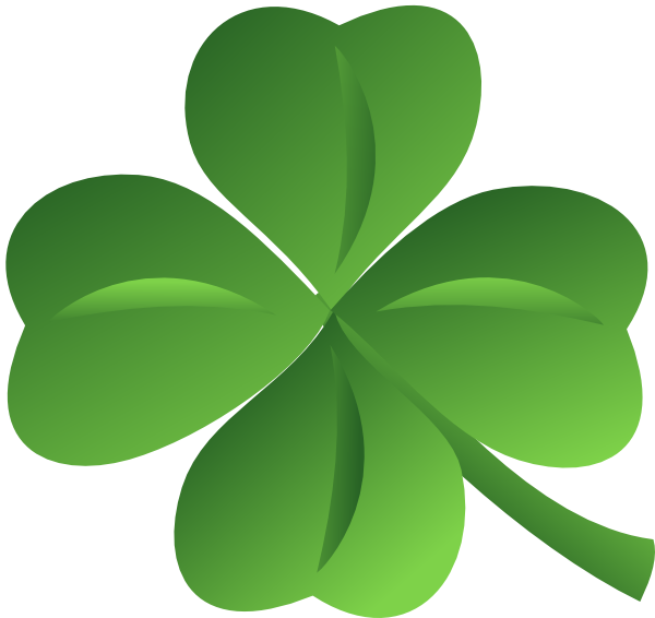 Three leaf clover meaning clipart image transparent library 4 leaf clover pictures | Four Leaf Clover Clip Art | 4 Leaf Clover ... image transparent library