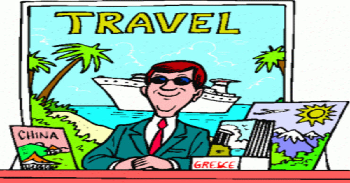 Clipart of frustration booking travel clip library download Travel Agent Clipart | Free download best Travel Agent Clipart on ... clip library download