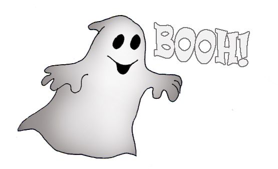 Halloween ghost pictures clipart banner library Halloween ghost clip art | Pictures I can paint | Halloween clipart ... banner library