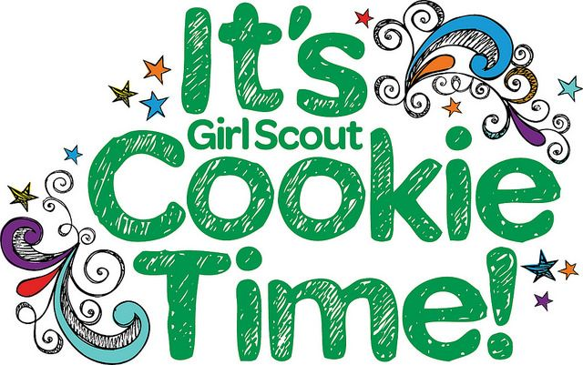 Clipart of girl scout cookies svg library library ABC Bakers on Flickr - lots of Girl Scout cookie sale clip art ... svg library library