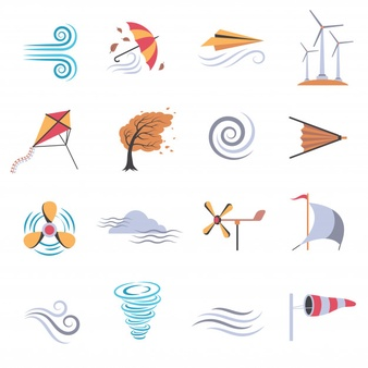 Clipart of girl with arms up enjoying the wind picture black and white Wind Vectors, Photos and PSD files   Free Download picture black and white