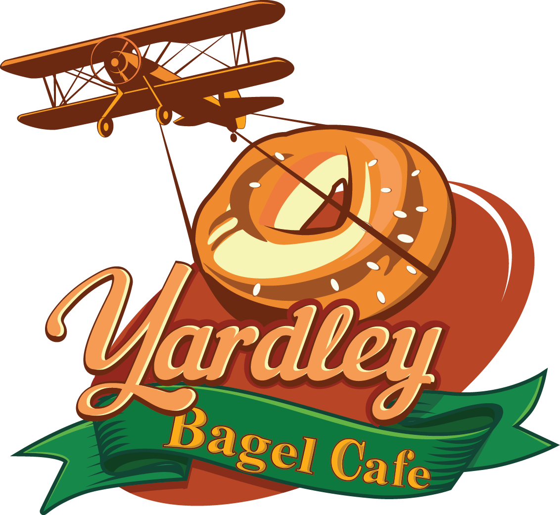 Clipart of ham and turkey omelette banner royalty free Breakfast — Yardley Bagel Cafe banner royalty free
