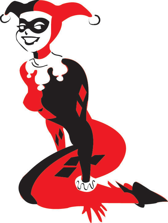 Clipart of harley quinn download Clipart of harley quinn - ClipartFest download