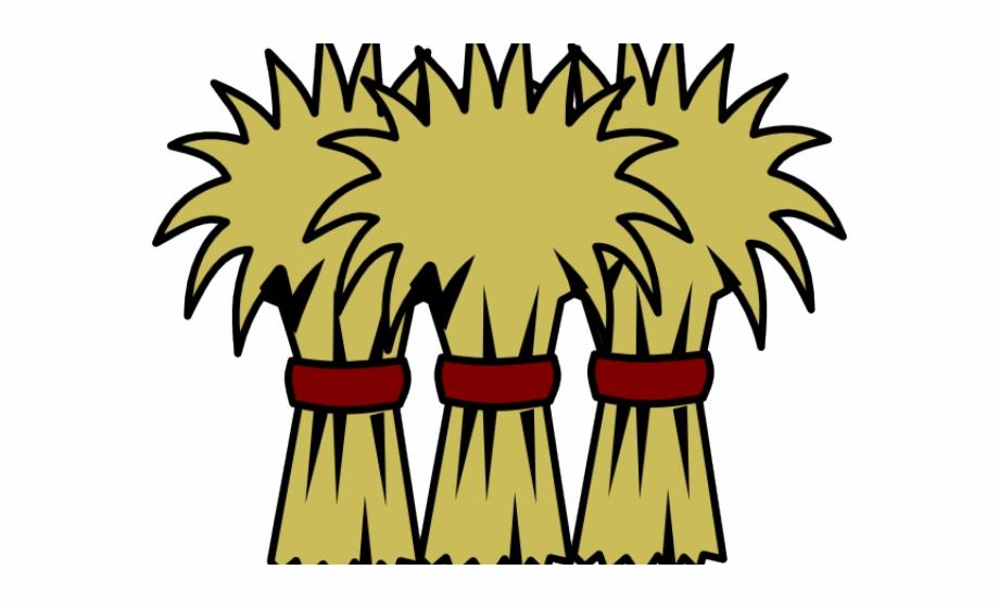Clipart of hay bales clip art stock Haystack Clipart Stacked Hay Bales - Bundle Hay Clip Art ... clip art stock