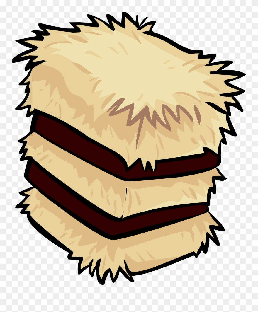 Clipart of hay bales clipart freeuse Free Download Bales Of Hay Clipart - Cartoon Hay Bale Png ... clipart freeuse