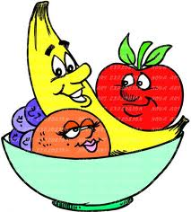 Clipart of healthy snacks graphic library stock Cartoon snacks healthy snack clipart - Clipartix graphic library stock