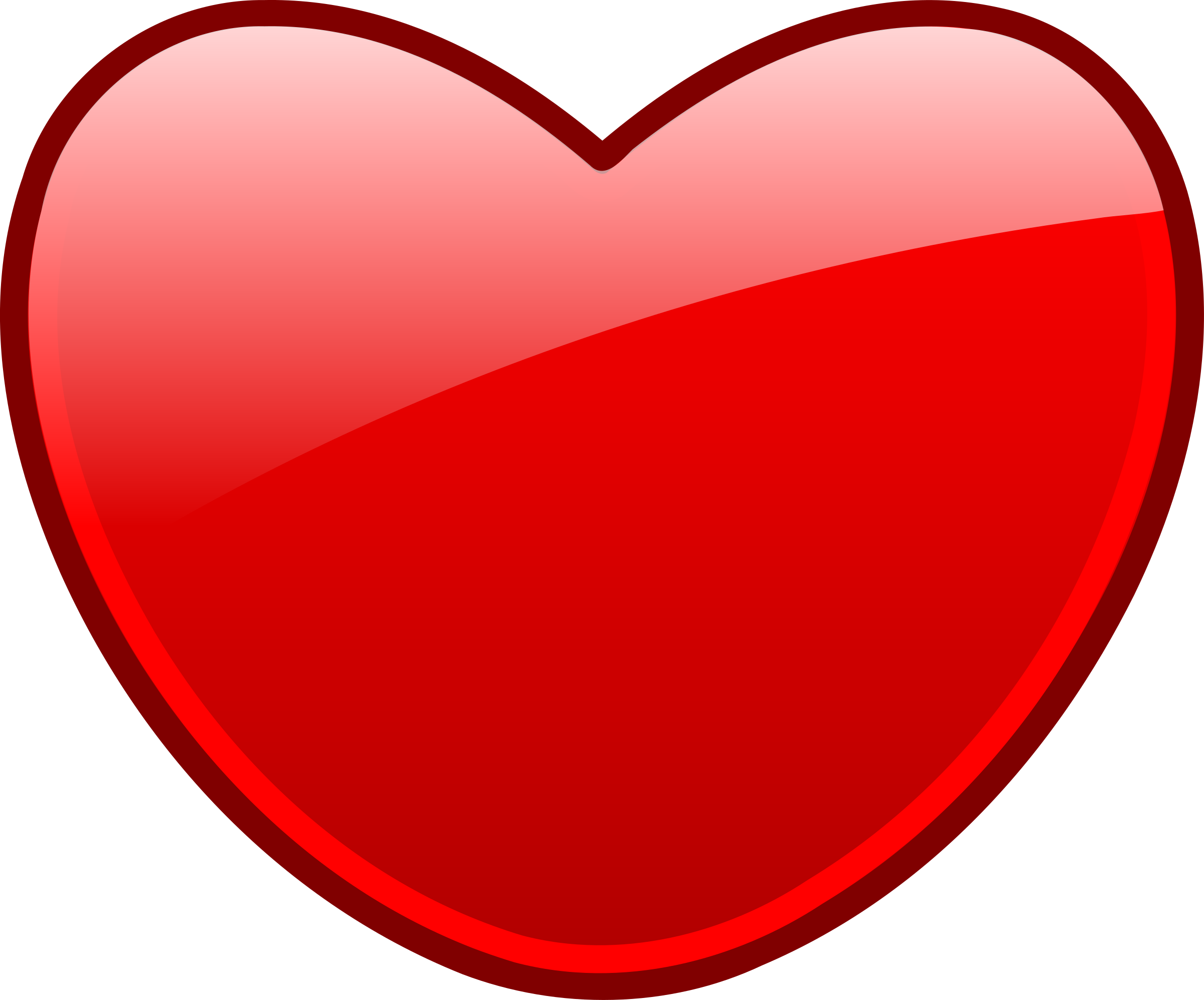 Clipart - Heart Icon graphic freeuse stock