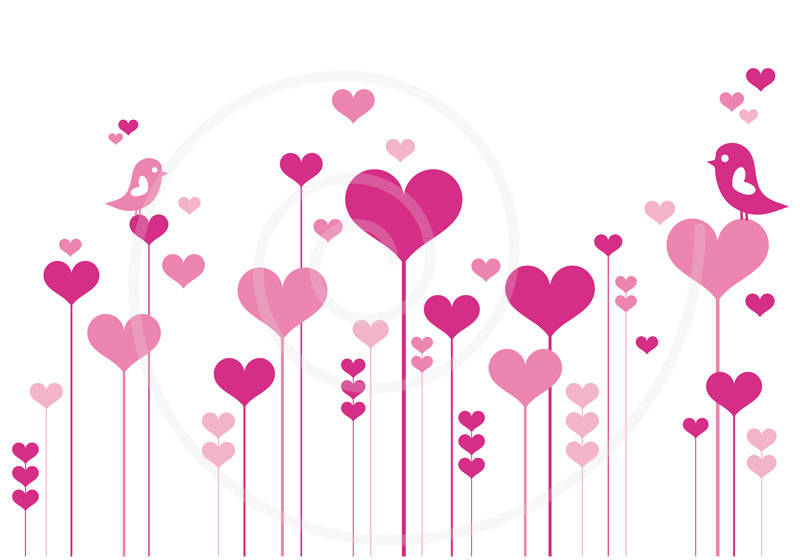 Clipart of hearts and flowers clipart freeuse library Clipart hearts and flowers - ClipartFest clipart freeuse library