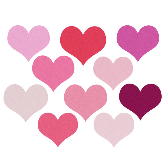 Clipart of hearts and love. Clipartfox heart free