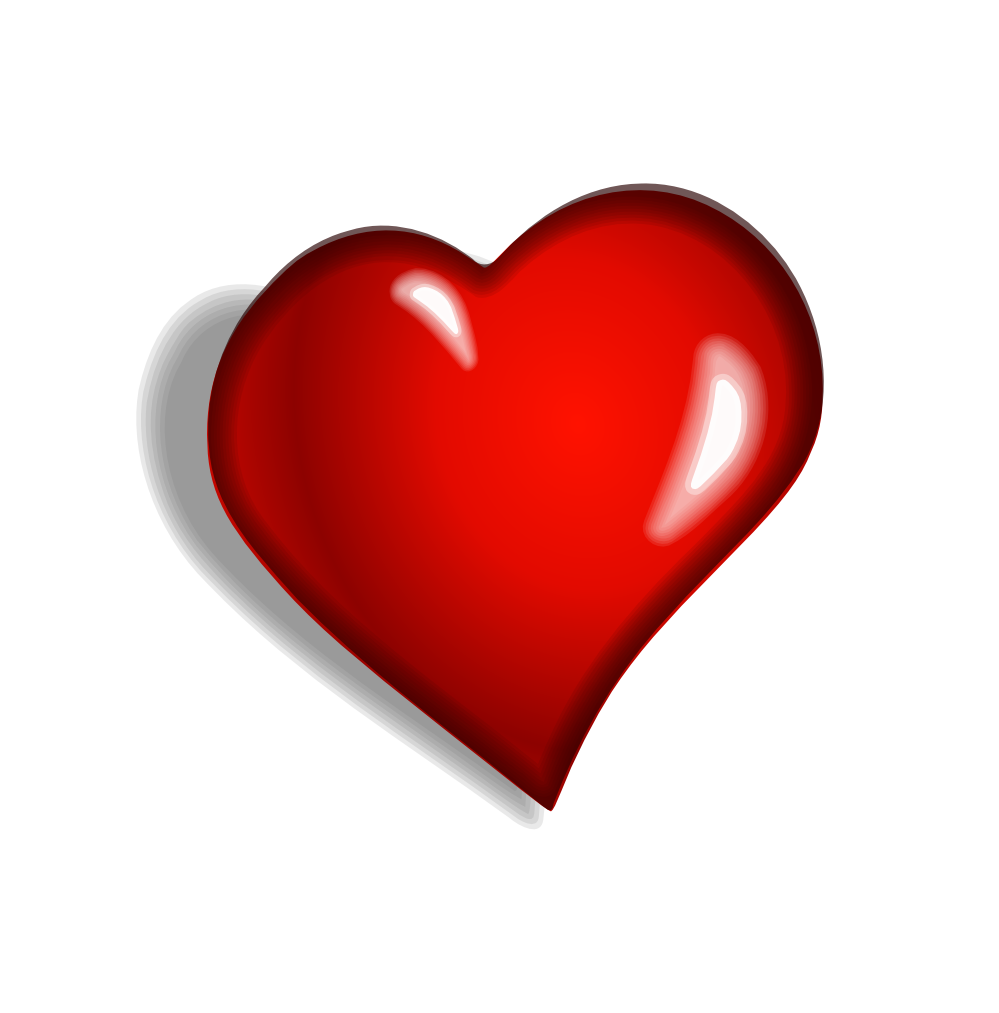 Clipart of hearts and love. Heart png free images