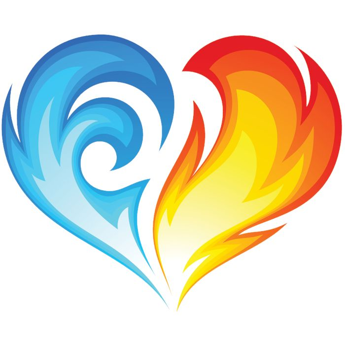Clipart of hearts with flames stock 17 Best ideas about Ice Heart on Pinterest | Heart, Love heart and ... stock