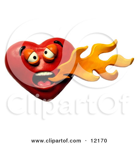 Clipart of hearts with flames picture library download Royalty-Free (RF) Heart Clipart, Illustrations, Vector Graphics #1 picture library download
