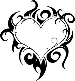 Clipart of hearts with flames svg library download coloring pages of hearts with flames - Google Search | coloring ... svg library download