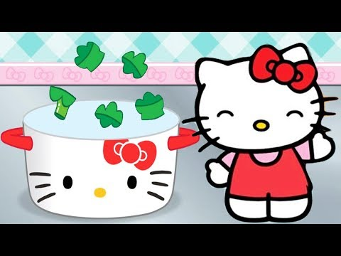Clipart of hello kitty baking in the kitchen clip art transparent download Fun Kitchen Cooking Game For Kids – Hello Kitty Lunchbox – Cute ... clip art transparent download