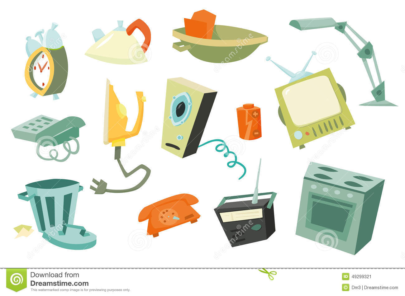 Clipart of household items clip library download Household items clipart 3 » Clipart Station clip library download