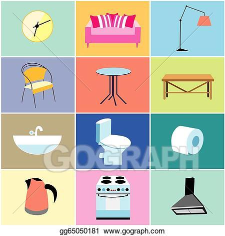 Clipart of household items clip art royalty free stock Clipart of household items 8 » Clipart Portal clip art royalty free stock