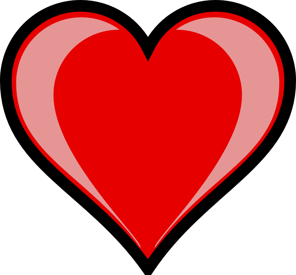 Red Heart PNG Image - PurePNG | Free transparent CC0 PNG Image Library svg freeuse download