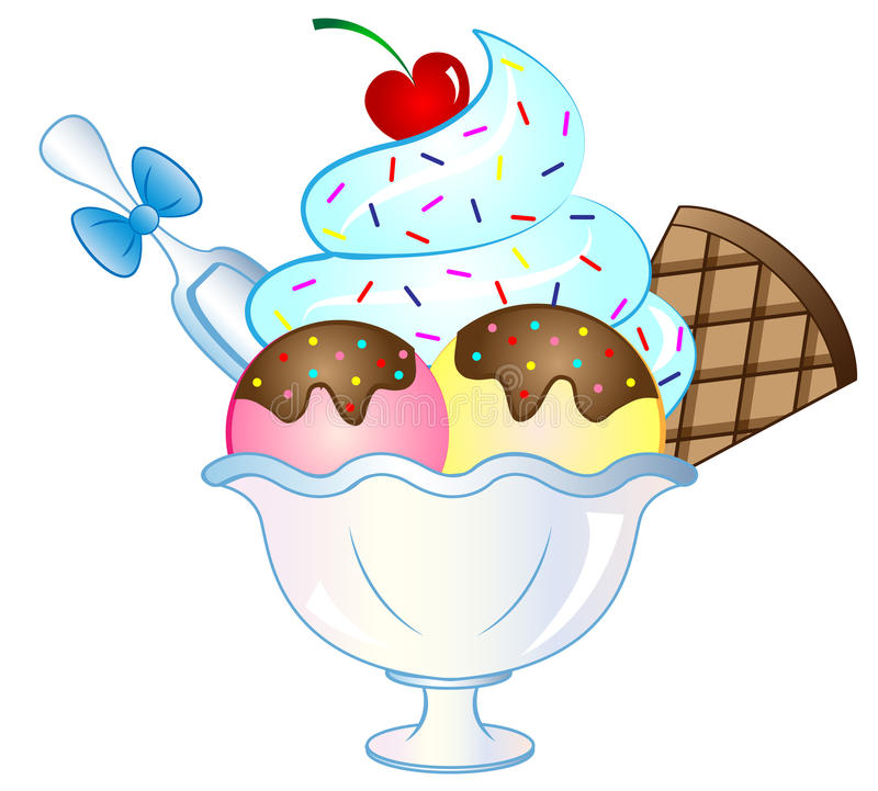 Clipart of ice cream sundaes svg library library Ice Cream Sundae Clipart Jokingart Vast Prodigous 7 | www ... svg library library