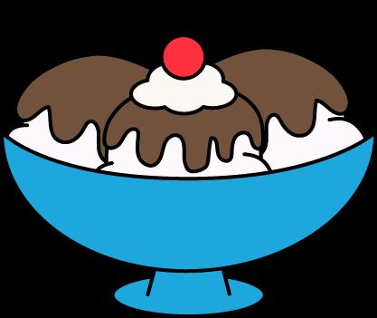 Clipart of ice cream sundaes jpg freeuse stock Ice Cream Sundae Clipart | Free download best Ice Cream Sundae ... jpg freeuse stock