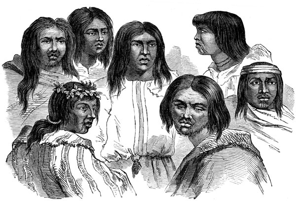 Clipart of indians on a california mission clip library stock California Indians clip library stock