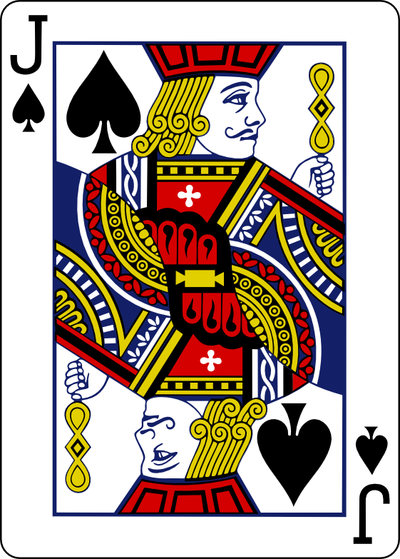 Clipart of jack of hearts card jpg free download Jack Playing Card | Screenshot thumbnail | your mix | Jack of spades ... jpg free download