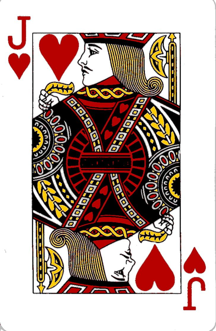 Clipart of jack of hearts card vector library stock Jack The Queen Of Hearts Playing Card T-shirt PNG, Clipart, Art ... vector library stock