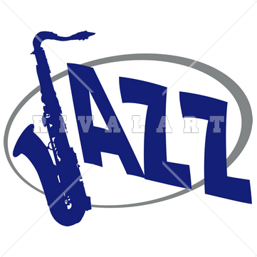 Clipart of jazz logo jpg freeuse stock Jazz Clip Art & Jazz Clip Art Clip Art Images - ClipartALL.com jpg freeuse stock