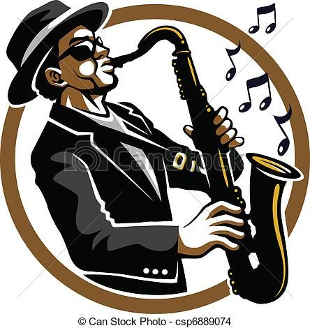 Clipart of jazz logo jpg freeuse 17 Best images about blue images on Pinterest | Jazz, Logos and ... jpg freeuse
