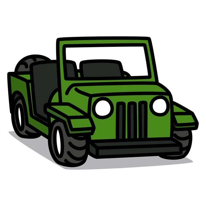 Clipart jeep images banner freeuse library Cartoon jeep clipart 3 » Clipart Portal banner freeuse library