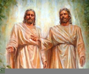Lds clipart of heavenly father and jesus vector black and white download Lds Clipart Heavenly Father And Jesus | Free Images at Clker.com ... vector black and white download