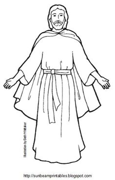 Clipart of jesus christ and heavenly father vector library stock Heavenly father and jesus christ lds clipart - Clip Art Library vector library stock