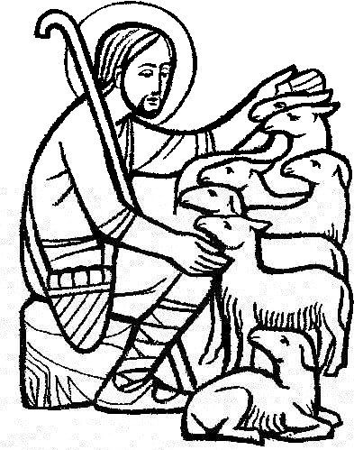 Clipart of jesus christ as a shepherd clipart free library Good Shepherd Clip Art Images Pictures Becuo | Shepherd Inspiration ... clipart free library