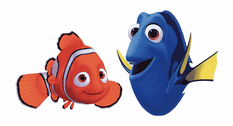 Clipart of kids dressed as dory and marlin clip art Dory Clipart Free And In - Nemo And Dory Png Free PNG Images ... clip art