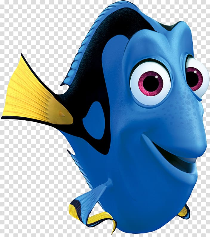 Clipart of kids dressed as dory and marlin clipart library stock Disney Dory illustration, Finding Nemo Marlin Pixar Palette ... clipart library stock