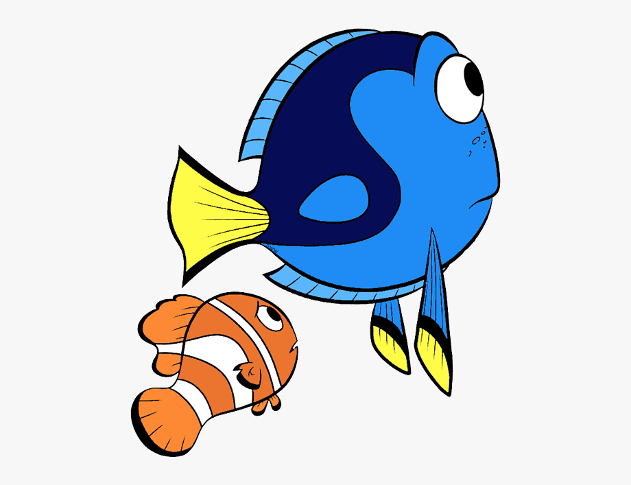Clipart of kids dressed as dory and marlin banner download Marlin Dory, - Finding Dory , Transparent Cartoon, Free Cliparts ... banner download