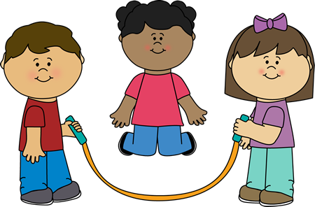 Clipart of kids jumping jpg royalty free library Kids Jumping Rope Clip Art - Kids Jumping Rope Image jpg royalty free library