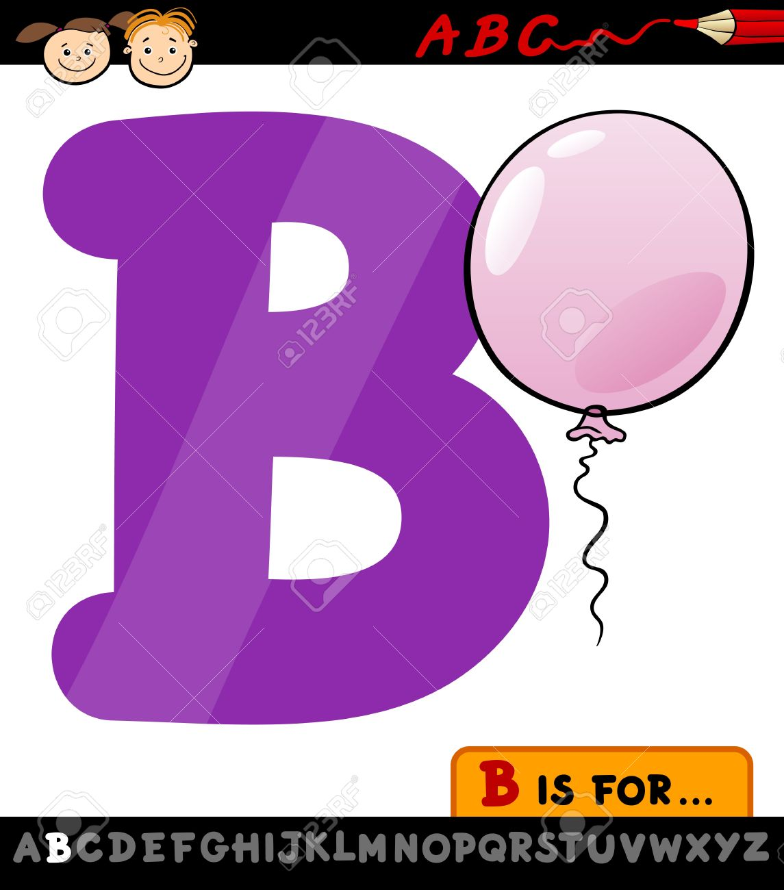 Clipart of letter b clip library 8,887 Letter B Stock Illustrations, Cliparts And Royalty Free ... clip library