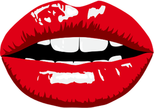 Clipart of lips picture freeuse download 239 kiss lips clip art free   Public domain vectors picture freeuse download