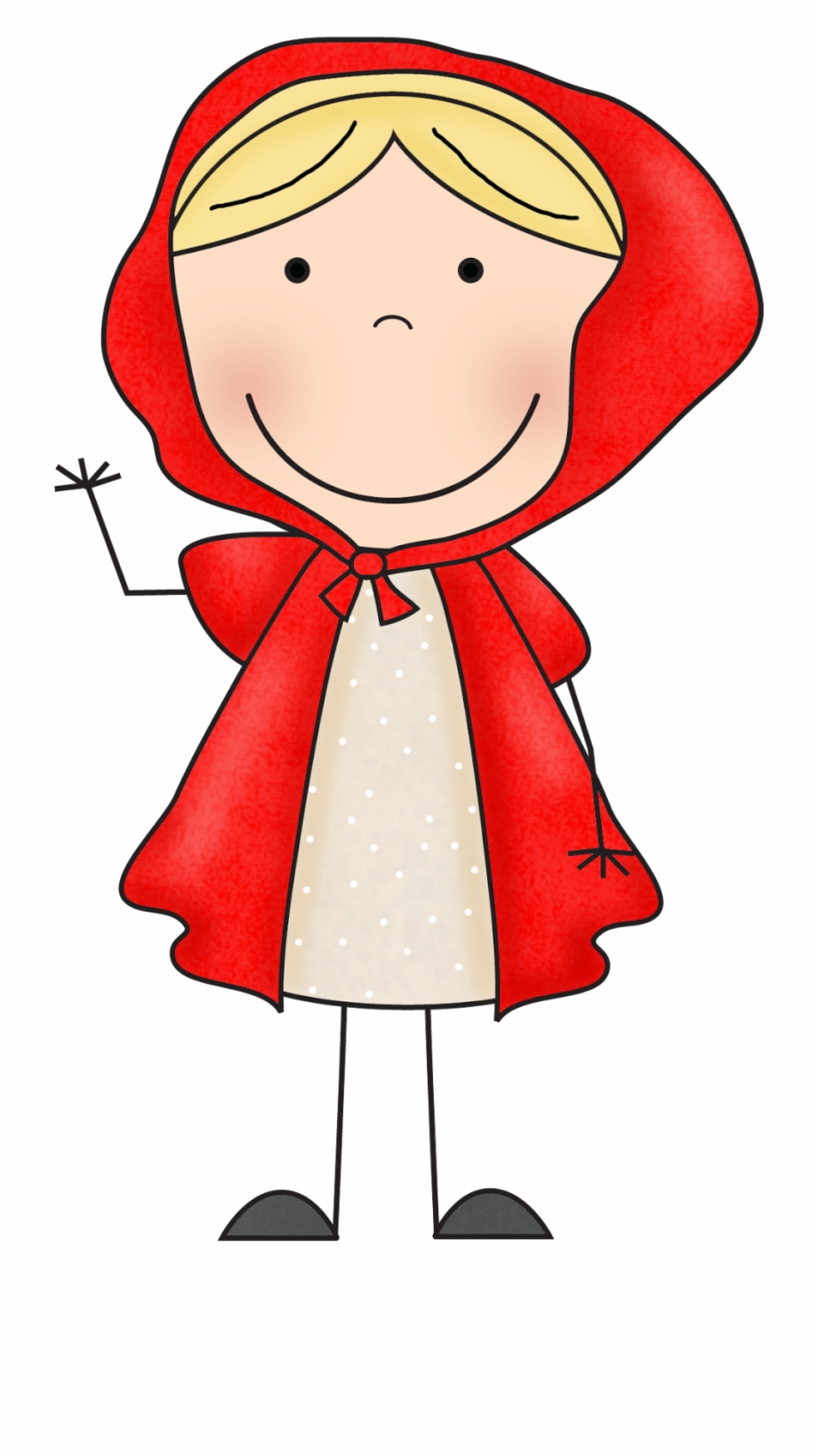 My hood clipart image transparent download Goldilocks Clipart - Little Red Riding Hood Clip Art Free PNG Images ... image transparent download