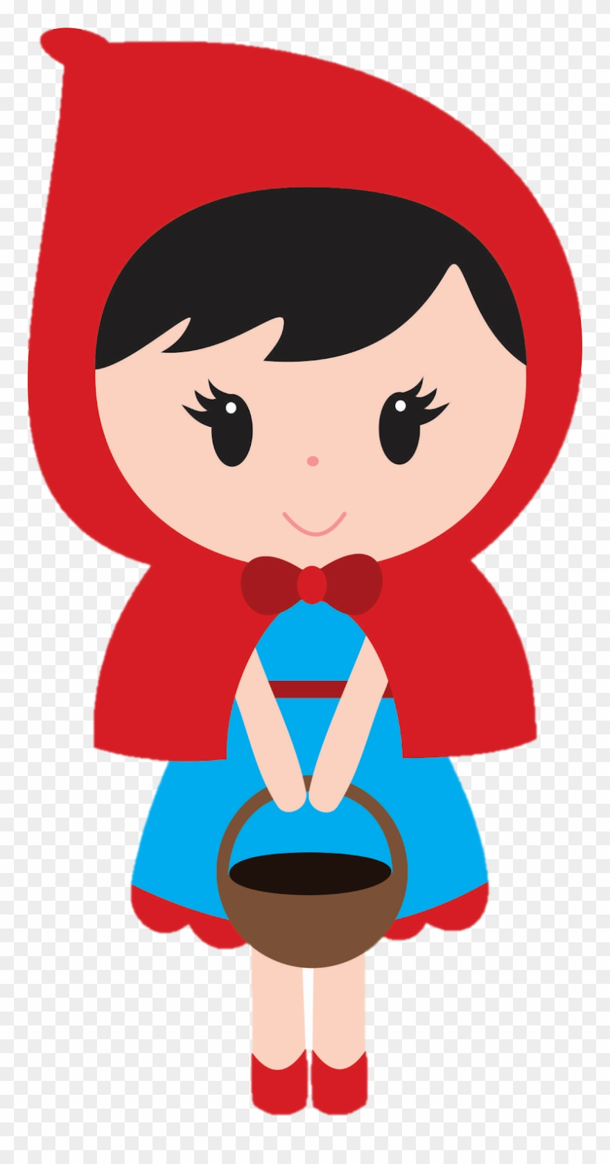 Little red riding hood clipart svg free library Little Red Riding Hood Free Clipart Clipart Creationz - Little Red ... svg free library