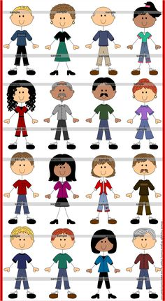 Clipart of little red stick people at customer service desk. Exceptional free clip art