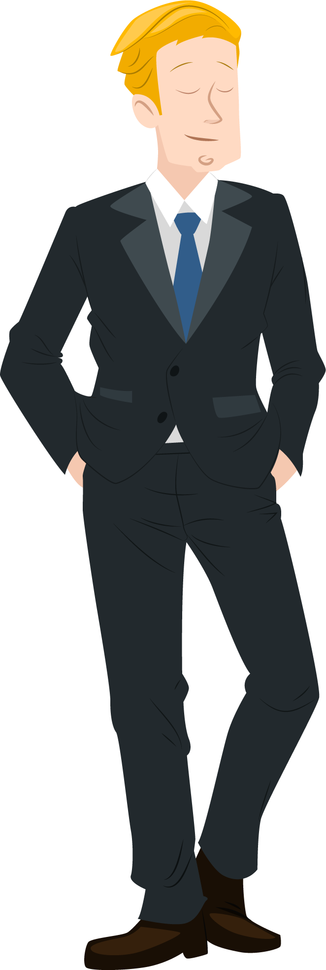 Clipart of man in suit clipart royalty free download Men in suits clipart clipart images gallery for free download ... clipart royalty free download