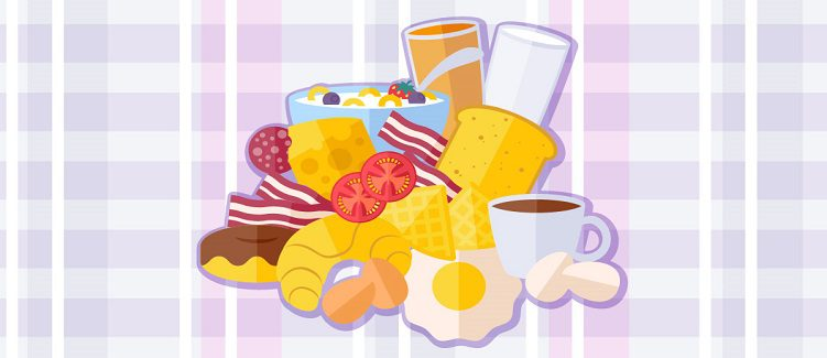 Clipart of man who has overeaten at a picnic picture royalty free download Why Breakfast Is the Most Important Meal of the Day | UPMC picture royalty free download