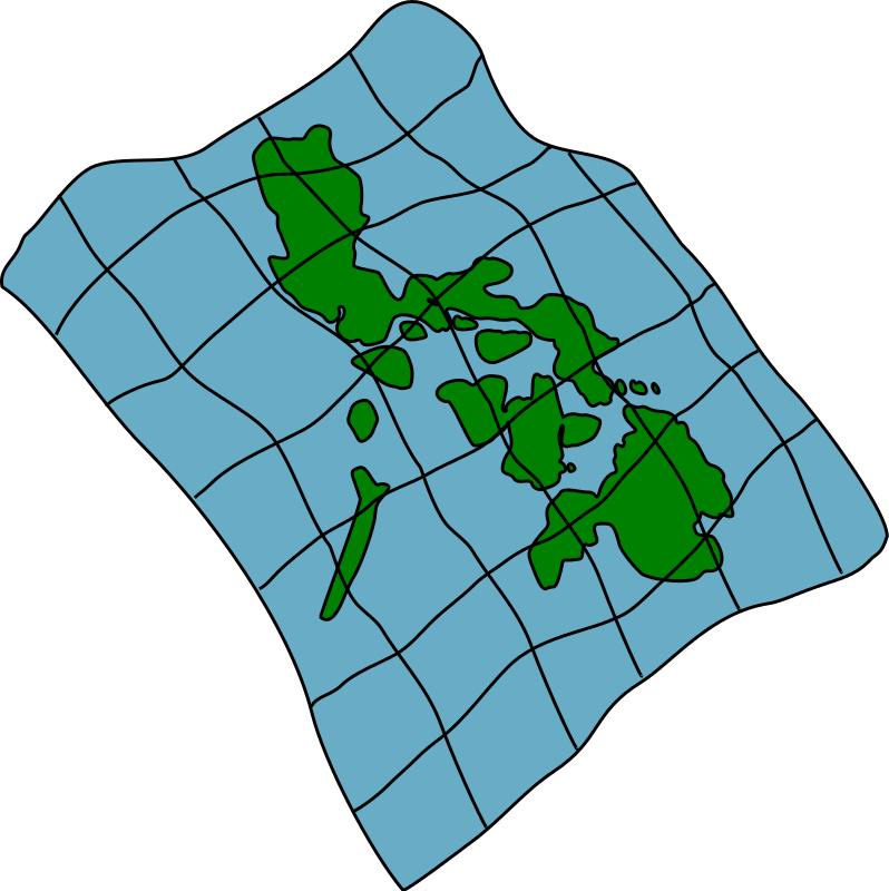 Free map clipart images. Of the philippines dear